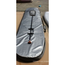 2015 silver color with Cali bear design sup bag/sup cover