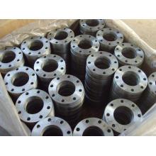 Deslizamiento sobre bridas de acero al carbono