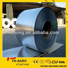 Feuilleté en aluminium hydrophile spécialement bleu pour condensateurs 1060 1100 3003 8011