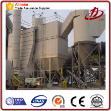high temperature pulse jet cleaning baghouse filter dust collector