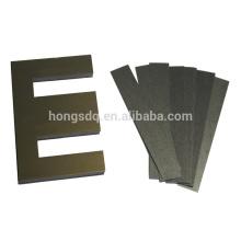 Noyau enduit isolé de fer de tôle d'acier de stratification d'EI de silicium