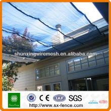Schwarzer Yard Shading Net