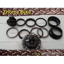 Casques de roulements à billes lâche des vélos cyclo-pièces sur casques/acier 1-1/8 de pouce