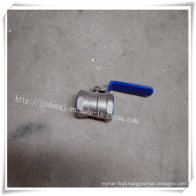 Stainless Steel Ball Valve 1p