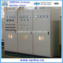 Línea de recubrimiento en polvo / máquina / equipo de pintura de dispositivo de control eléctrico