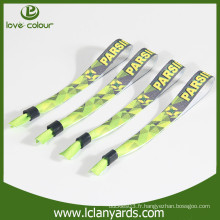 Bracelet personnalisé gratuit avec transfert de chaleur