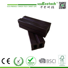 Viga hueca de WPC para suelo de tarima / suelo de terraza / suelo sintético
