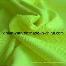 Tissu de Spandex Lycra de lustre de tissu en gros pour la lingerie