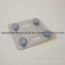 Enhancer Acetildenafil Behandlung erektiler Dysfunktion männlichen Geschlechts Tablet
