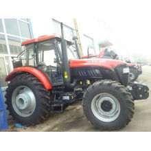 Double Clutch 4wd 130hp Four Wheel Drive Tractor For Farmland