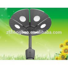 Nouvelle forme de fleur IP65 LED Lumières de jardin homologuées CE ROHS / Éclairage LED