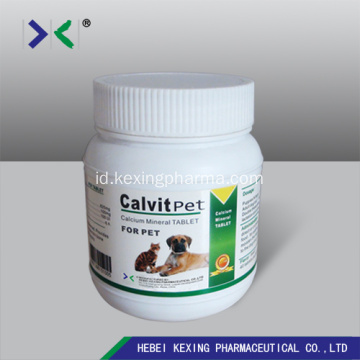 Tablet Pet / Animal Calcium 2g