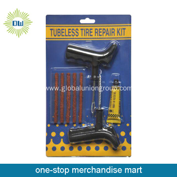 Tubeless Tire Repair Insert Tools