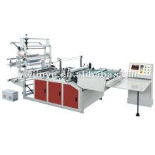 Informatizada térmico corte lateral sellado máquina para hacer bolsas