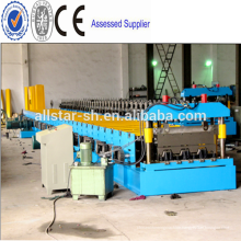 Automatic Roof Panel Galvanized Aluminum Floor Deck Roll Forming Machine