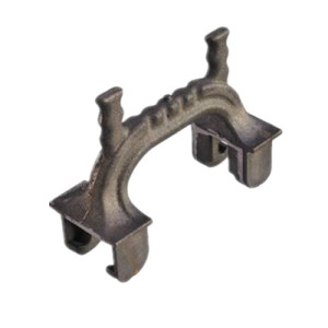 Cast Iron Fastener Railway Embedded Shoulder