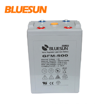 Gel-Solarbatterie 2v 500ah für Solarstromsystem