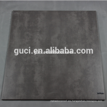 Azulejo de porcelana 24x24 para enclavamiento de baldosas de cemento rústico resistente al calor al aire libre