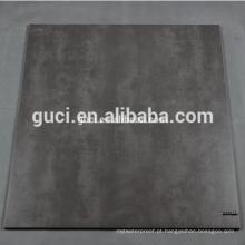 Telha de porcelana 24x24 para interbloquear tipos de pedra resistentes ao calor ao ar livre telha de cimento rústico