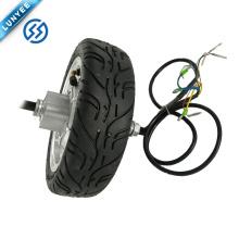 BLDC Electric Wheel Hub Motor Bicycle Motor Wheel 9 Inch Brushless