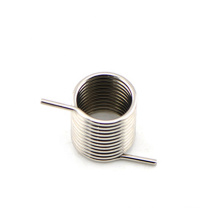 Lower cost Stainless Steel Double Torsion Spring