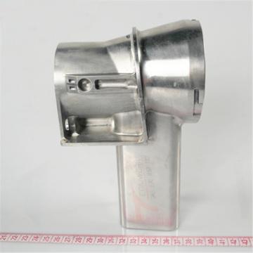 Customized CNC milling Aluminium Auto car prototype