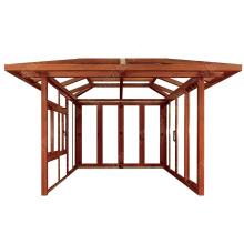 Huiwanjia eficaz na redução de custos personaliza a casa rentável Huiwanjia do jardim personaliza a casa do jardim