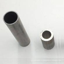 Tube en aluminium anodisé personnalisé tige en aluminium de tuyau en aluminium