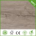 waterproof WPC floor with cork
