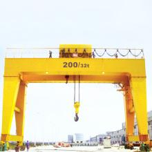 double girder 180ton container gantry crane used