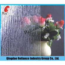 3mm Banboo / Rainy / Flora / Nashiji Limpar Patterned / Figured Glass