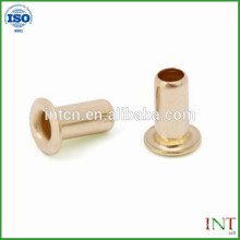 high quality hot sell copper hollow rivets