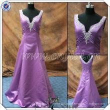 PP2574 Elegant Custom Made Purple Mother of the Bride Dresses