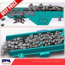 Поставка фабрики горно вибрационный гризли фидер машина для Саудовской Аравии