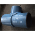 ASTM A105 Forjado NPT Fittings Igual Tee