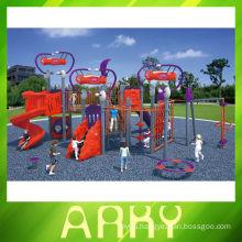 2014 New brave children Outdoor Playground Equipment