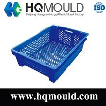 China molde de injeção plástica para caixa com ISO