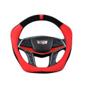 Plush Power support  Car Steering Wheel Cover