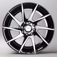 """Hot sale customize design after market car alloy wheel rim sport wheels from 15"""" to 20""""for all cars"""