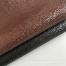 Cuir semi-PU avec support en daim pour le canapé