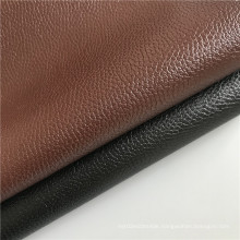 Semi pu leather with suede backing for sofa