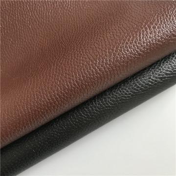 Tejido de cuero de microfibra PU transpirable resistente al agua
