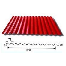 Aluminium/Aluminum Roofing Sheet (A1100 1050 1060 3003 3105 8011)