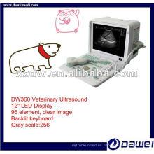 sistema de ultrasonido animal y ultrasonido veterinario para ovejas, cerdos, bovinos, equinos, etc.