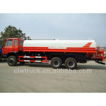 Venta caliente Dongfeng 6x4 camión de agua, 20000L camión cisterna de agua