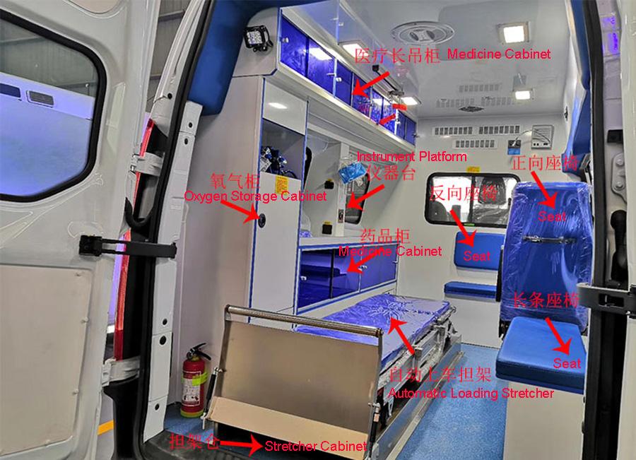 inner detaills for ambulance 2