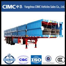 Semirremolque Cimc Tri-Axle 40 Feet
