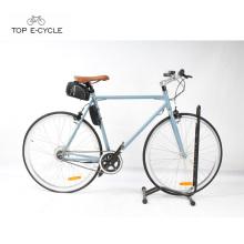 TOP Mode Pedal Unterstützung Fixed Gear E-Bike Single Speed Ebike