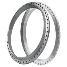 Accouplement de bride en aluminium adapté aux besoins du client avec le soufflage de sable