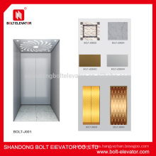 Ascensor de apartamento 400kg ascensor de pasajeros